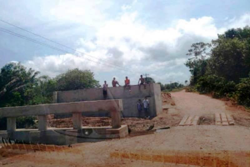 Setran vai pavimentar a PA-462 e construir 10 pontes em concreto