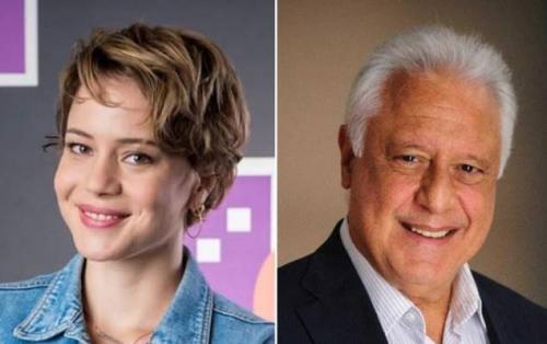 Leandra Leal e Antonio Fagundes apresentarão o Prêmio Empreendedor Social 2019