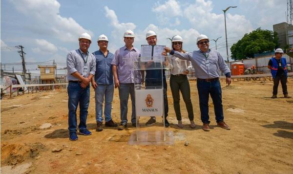 Prefeitura de Manaus cria Centro de Controle para monitoramento de crises