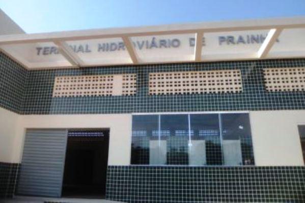 Terminal Hidroviário de Prainha será inaugurado em dezembro