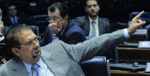 PF intima senador Jader Barbalho a depor no caso da delação da JBS