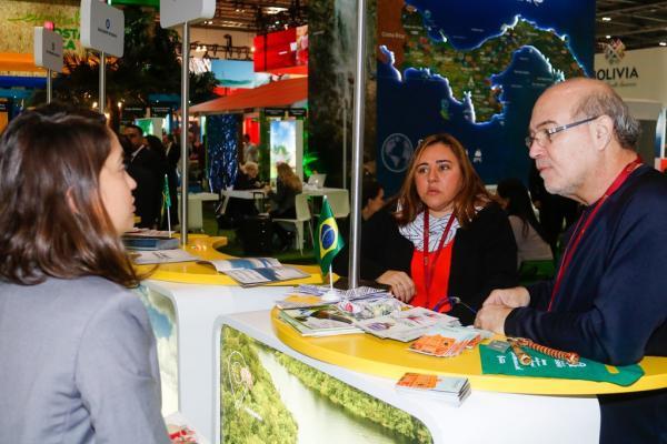 Manaus é apresentada como destino em Feira de Turismo de Londres