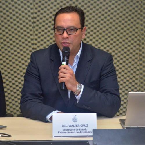 Walter Cruz é demitido do Incra/Am, sete dias dias após assumir o cargo
