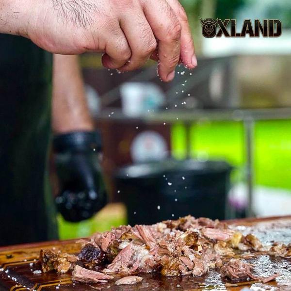 Churrasco e cerveja à vontade; Oxland acontece neste sábado (9)
