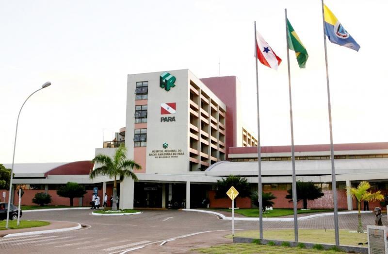 Inchaço no atendimento no Hospital Regional de Santarém