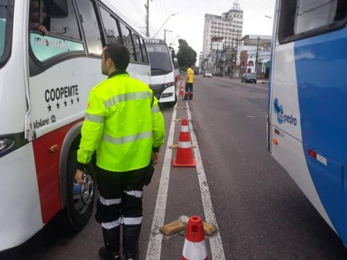 IMMU vai fiscalizar empresas do transporte coletivo na próxima semana