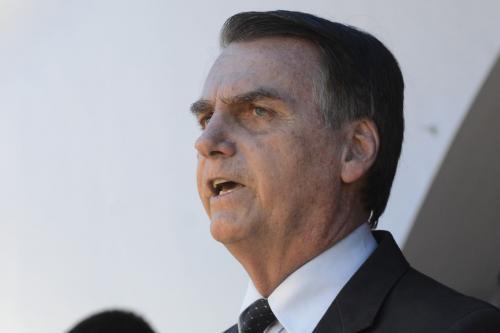 Aliança Pelo Brasil será o novo partido de Bolsonaro