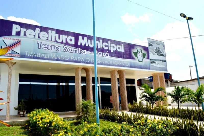 Prefeitura de Terra Santa lança concurso com 294 vagas e salários de até R$ 8 mil