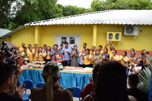 Primeiro do Amazonas, Caps Parintins completa 14 anos