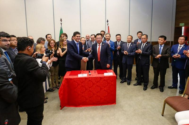 Obra da Ferrovia que vai ligar Marabá a Barcarena inicia em 2021