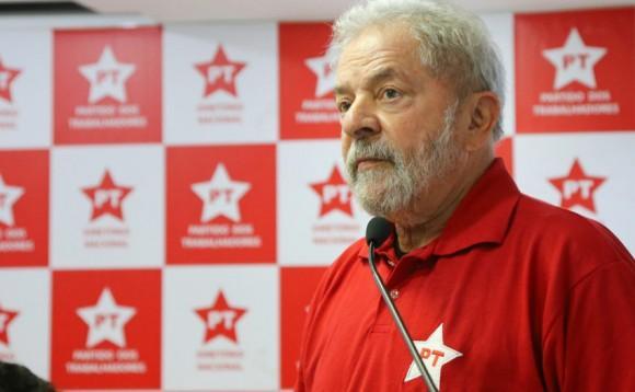 Lula chega a Salvador nesta quinta(14) para reunião da Executiva do PT