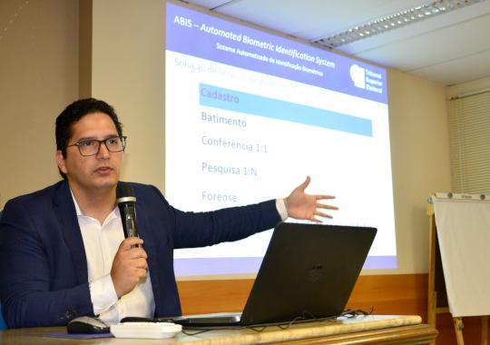 Banco unificará dados biométricos de presos do Pará