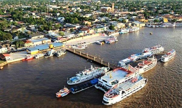 Porto de Parintins é fechado pela Capitania dos Portos