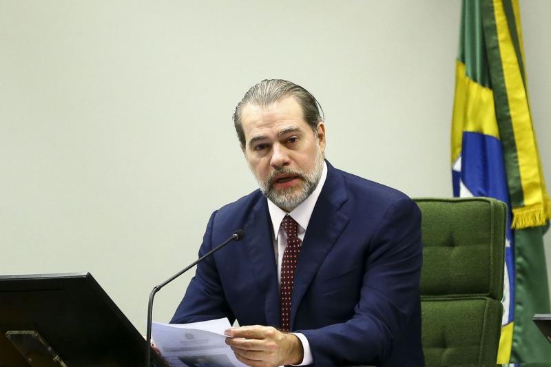 Toffoli nega pedido de Aras e mantém em sigilo dados de 600 mil pessoas e empresas