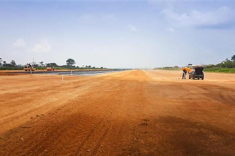 Novo aeroporto de São Félix (PA) será entregue no primeiro semestre de 2020
