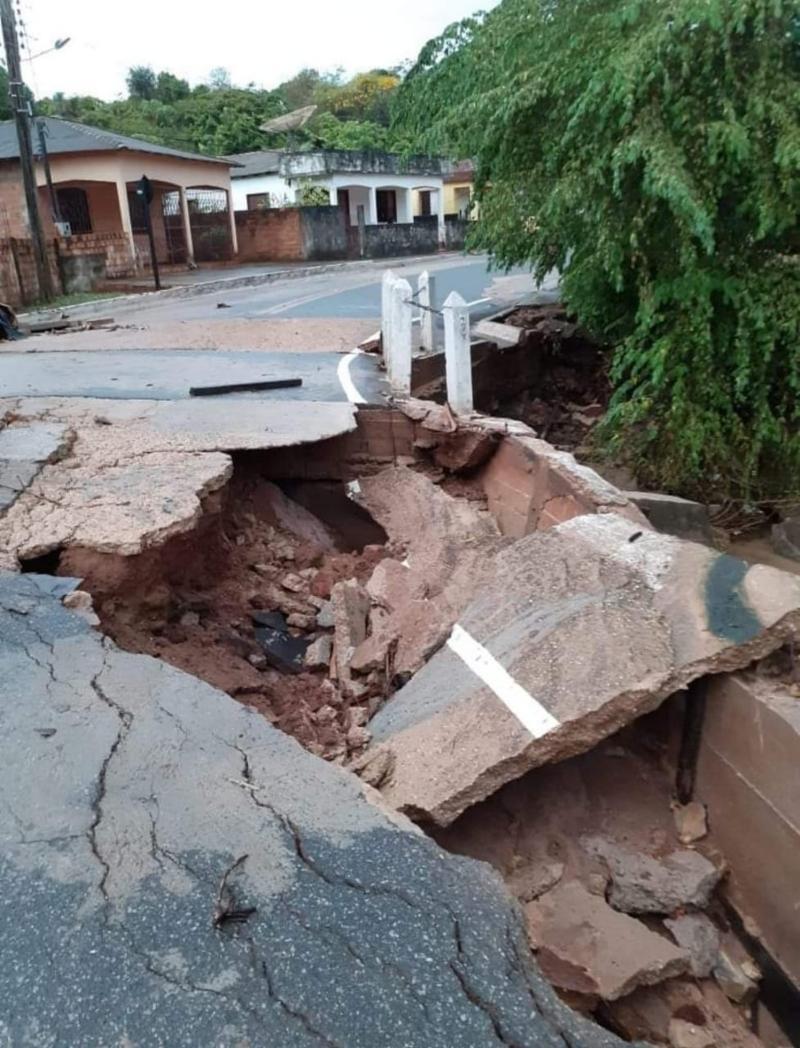 Após temporal devastador, Monte Alegre (PA) pode entrar em Situação de Emergência