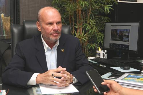 Conselheiro Mario de Mello é reeleito para diretoria da Atricon