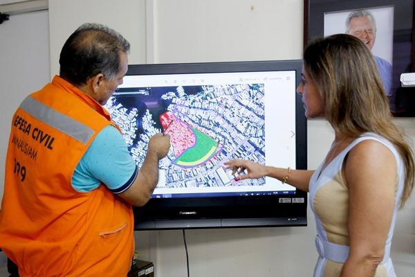 Área atingida por incêndio no Educandos, em Manaus, será revitalizada
