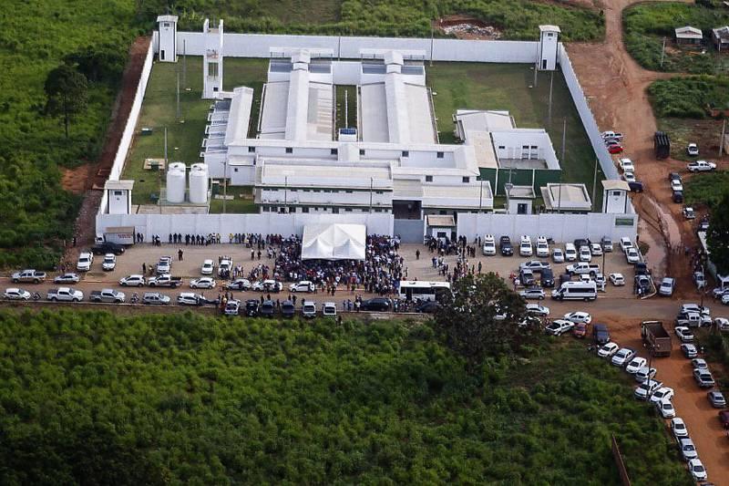 Novo presídio em Parauapebas (PA) tem 306 vagas e alto padrão de segurança