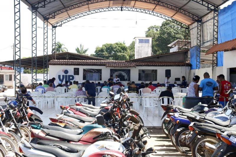 Detran vai leiloar mais de 750 veículos em Belém, Santarém e Marabá