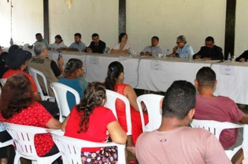 MPF media tratativas para regularização fundiária de vilas de Balbina, em Figueiredo (AM)