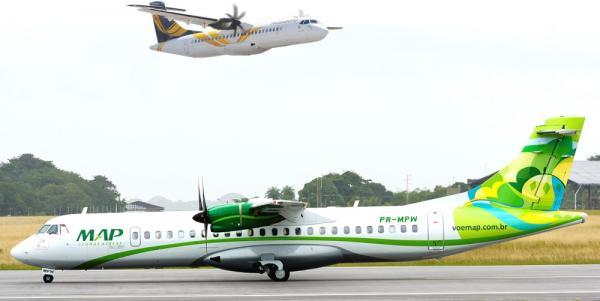 Pressionada, MAP/Passaredo vai enviar aeronave ATR-72 para o Amazonas