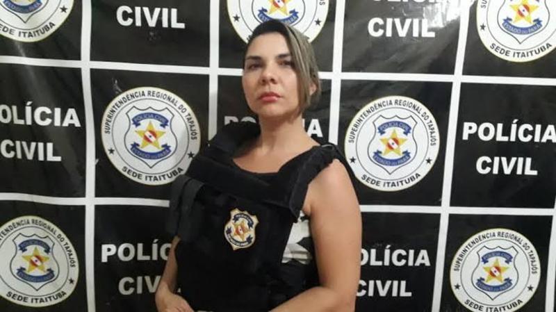 Delegada é afastada do cargo por suspeita de prevaricação, em Monte Alegre (PA)