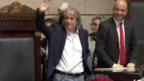 Jorge Jesus recebe título de cidadão do Rio de Janeiro