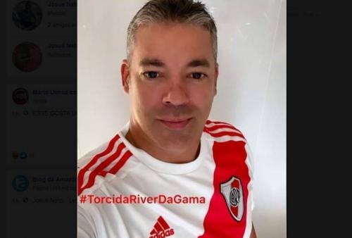Josué Neto, que puxou RiVasco, é detonado nas redes pela torcida do Mengão