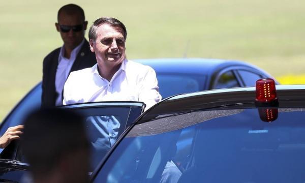 Visita de Bolsonaro altera o trânsito de Manaus