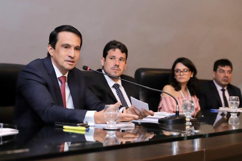 'Presídios no interior são alternativas para desafogar unidades de Manaus', defende Sidney