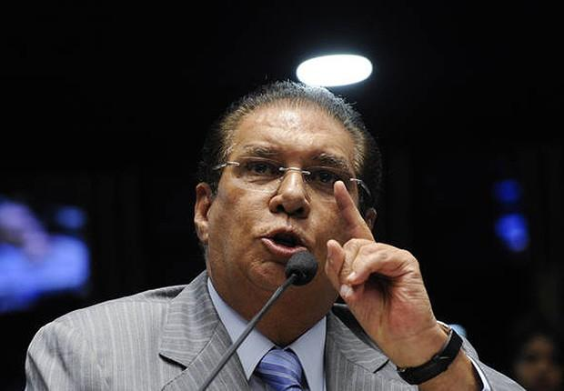 PF encontra dossiê contra Jader Barbalho em buscas na casa de ex-senador