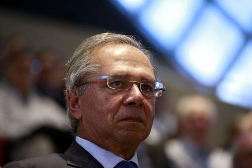 ONG apresenta pedido de impeachment de Guedes por apologia a AI-5