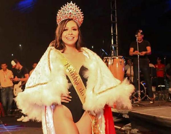 Kendria Silva é a Rainha do Guaraná de Maués 2019