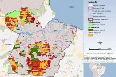 MPF pede cancelamento urgente de processos minerários em 48 terras indígenas no Pará