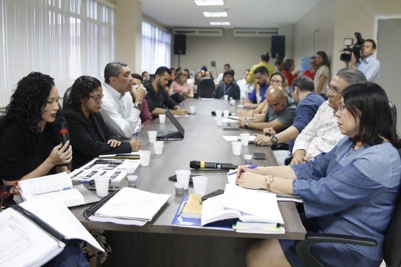 LOA 2020 e PPA 2018-2021 são apresentados pela Prefeitura de Manaus na CMM