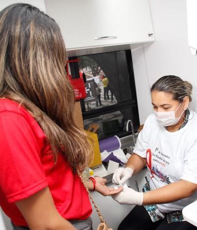 Dezembro Vermelho: mobilização contra HIV/Aids inicia dia 4, em Manaus
