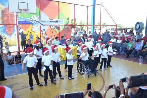 Na Estação de Cidadania, Prefeitura de Parintins dá início à Semana das Pessoas com Deficiência