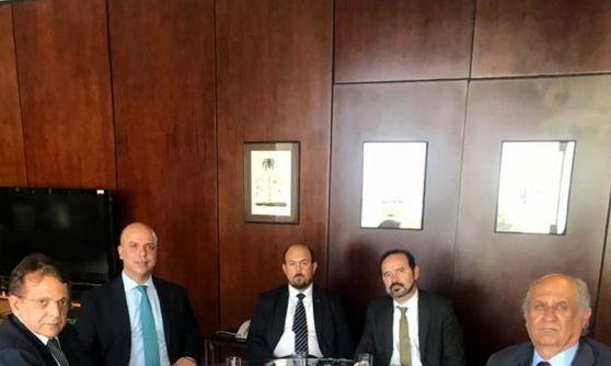 Polo de Fármacos na ZFM é debatido por Pauderney com equipe de Bolsonaro