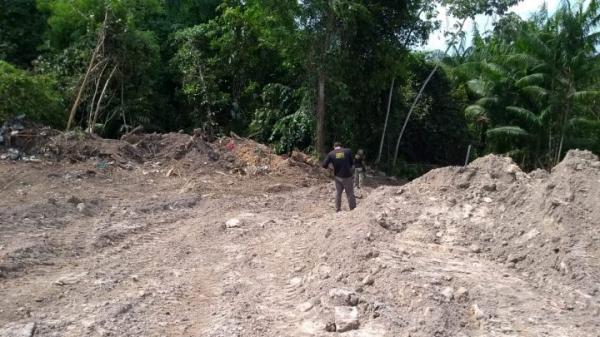 Empresa é multada por degradar área verde de conjunto na zona Norte de Manaus