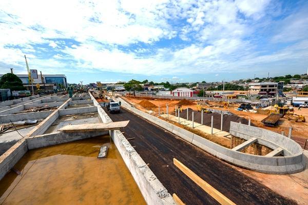 A partir de segunda-feira (9), Constantino Nery, em Manaus, terá novo fluxo