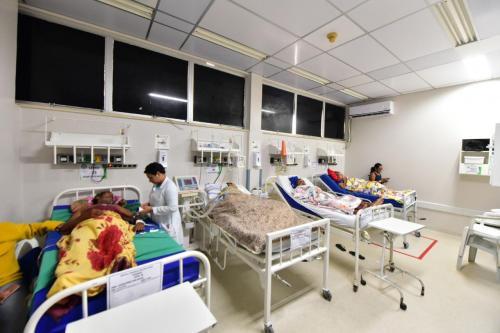 Projeto de Lei do Governo, que beneficia terceirizados da saúde, é aprovado na Aleam