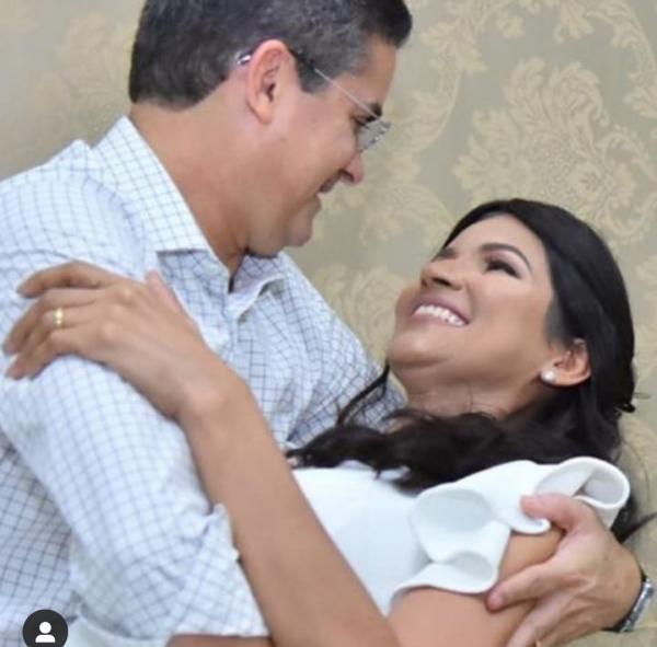 Morre vítima de câncer, em SP, Lúcia, esposa de David Almeida