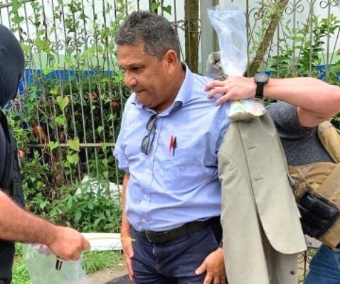 Juiz concede liberdade a vereador de Iranduba, preso por receber propina