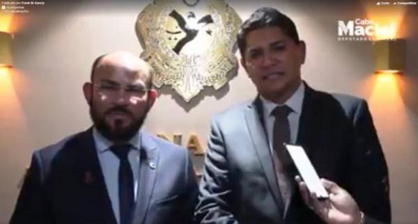 Parintins receberá duas novas ambulâncias e uma 'ambulancha', anuncia Bi Garcia