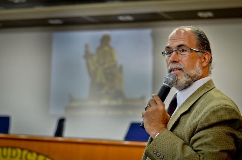 Juiz do TJ/SP palestra sobre discurso anti-direitos humanos, em Manaus