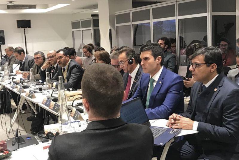 Em Madri, conferência do Clima discute desmatamento na floresta com participação do Governo do Pará