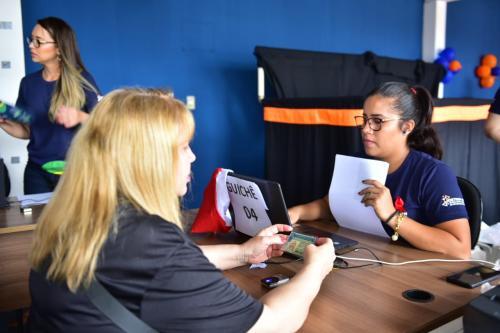 Detran-AM alcança mais de 2 mil pessoas durante o programa 'Muda Manaus'