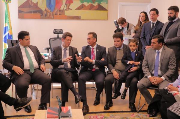 Wilson Lima preside Força-Tarefa Mundial de Governadores para Climas e Florestas na COP-25
