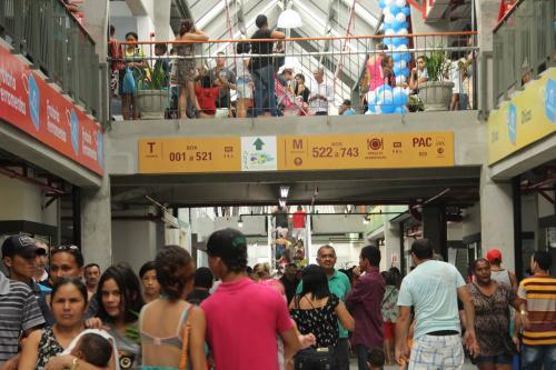Em Manaus galerias e shoppings populares terão 'Natal Premiado'